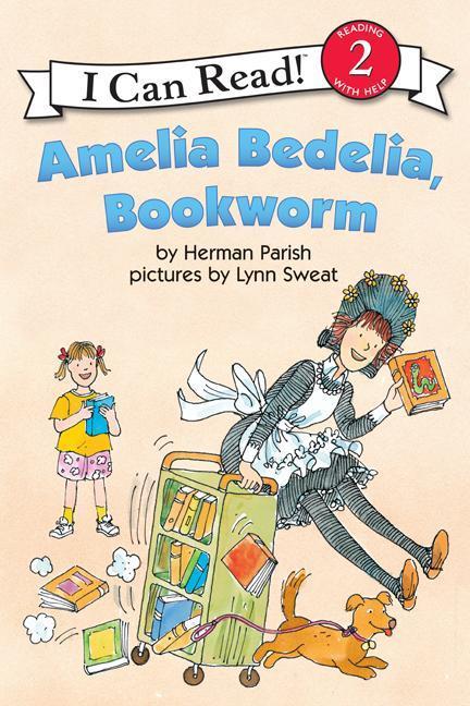 Amelia Bedelia, Bookworm, Herman Parish