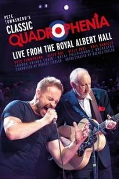 Classic Quadrophenia-Live From Royal Albert Hall