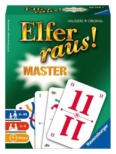 Elfer raus!, Master (Spiel)