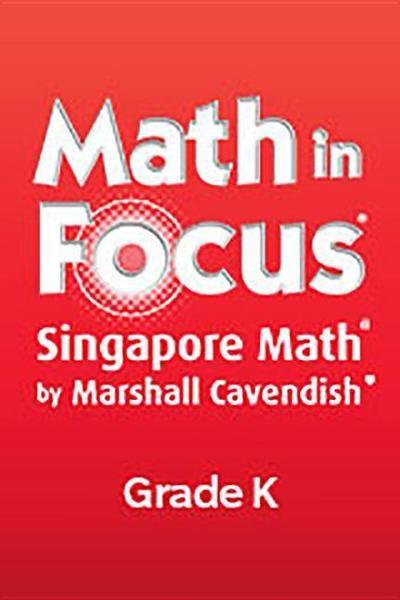 MATH IN FOCUS SINGAPORE MATH