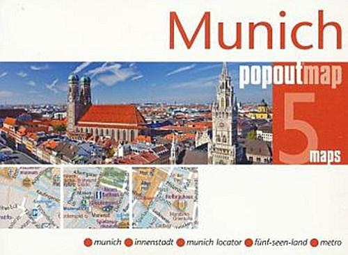 PopOut Map Munich Double