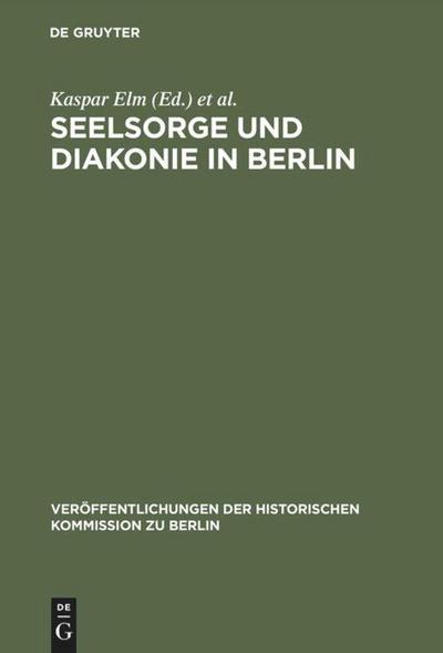Seelsorge und Diakonie in Berlin
