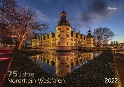 Nordrhein-Westfalen 2022 Bildkalender A3 cm Spiralbindung