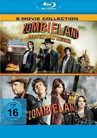 Zombieland 1 & 2, 2 Blu-ray