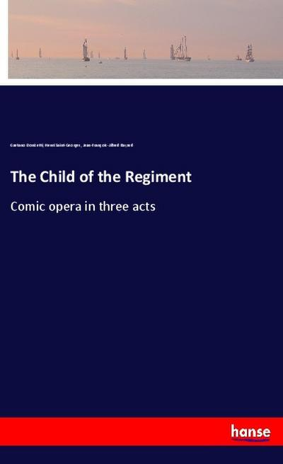 The Child of the Regiment