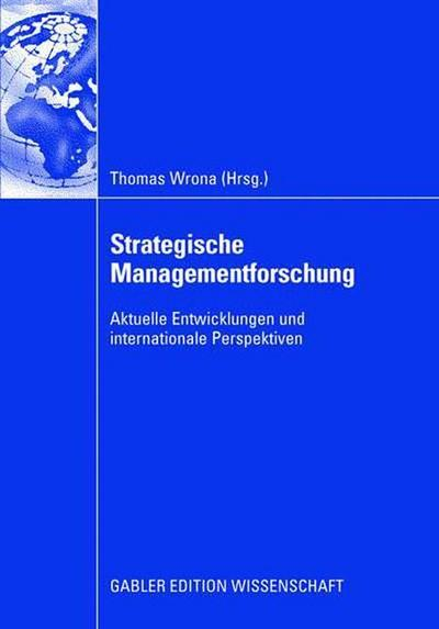 Strategische Managementforschung
