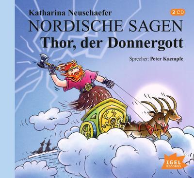 Nordische Sagen 03. Thor, der Donnergott