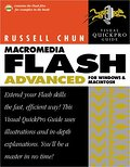Macromedia Flash MX Advanced for Windows and Macintosh (Visual Quickpro Guide)