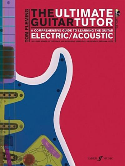 Ultimate Guitar Tutor Book, w. Audio-CD