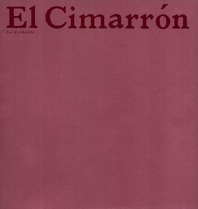 El Cimarrón