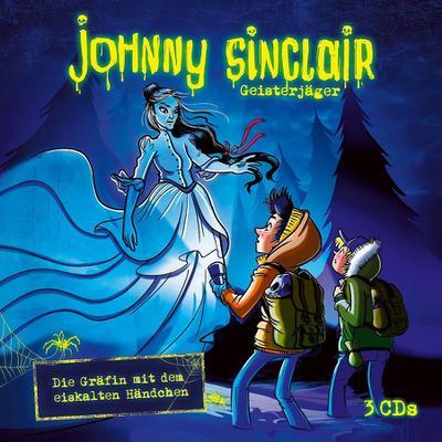 Johnny Sinclair - 3-CD Hörspielbox Vol. 3