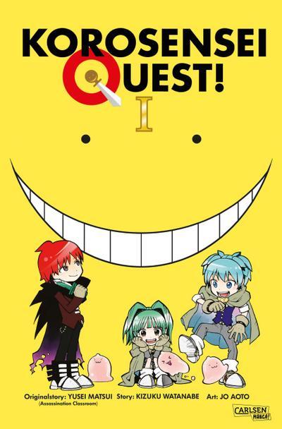Korosensei Quest! 1