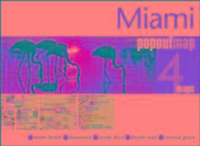 Miami Double Popout Maps