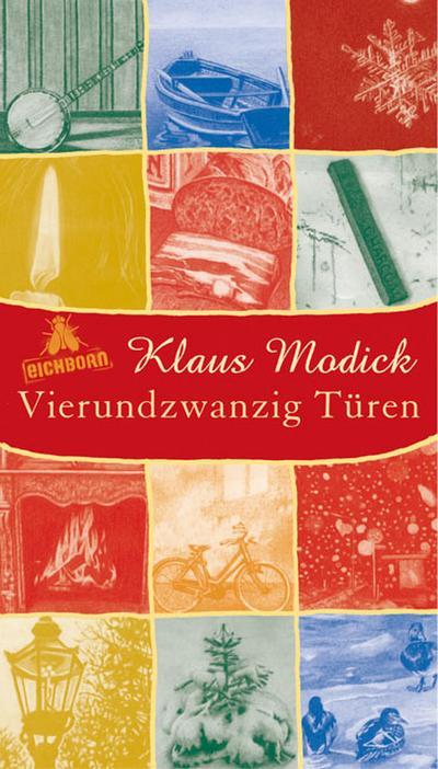 Vierundzwanzig Türen; Roman   ; Ill. v. Mönster, Jub; Deutsch;