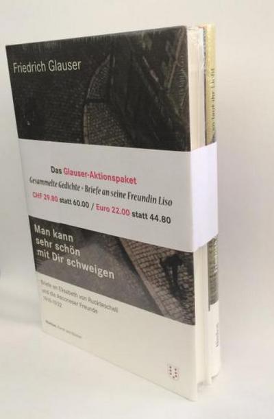 Friedrich Glauser Aktionspaket