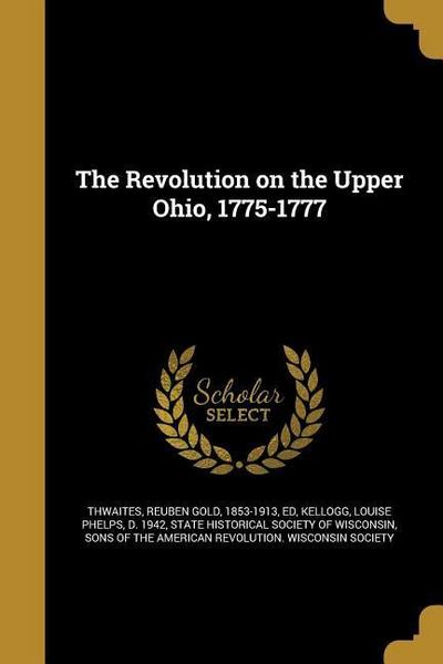 REVOLUTION ON THE UPPER OHIO 1