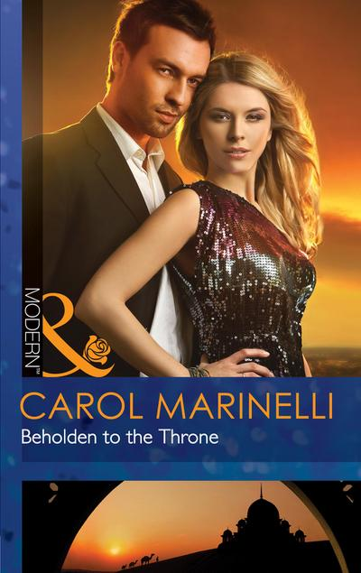 Beholden to the Throne (Mills & Boon Modern)