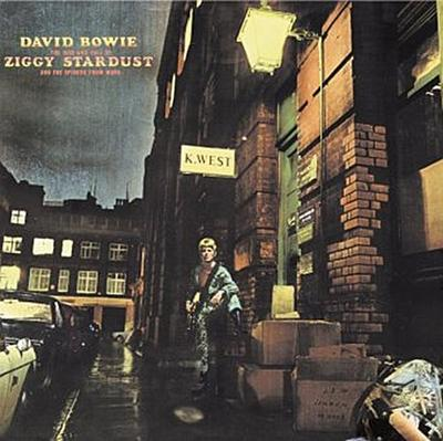 Rise And Fall Of Ziggy Stardust And The Spiders FR