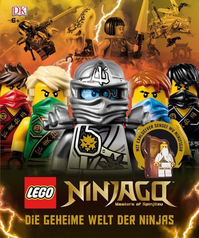 LEGO® Ninjago. Die geheime Welt der Ninjas