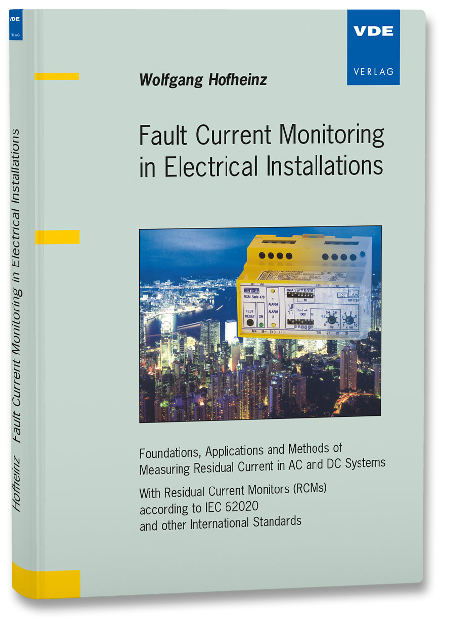 Fault Current Monitoring in Electrical Installations | W. Ho ... 9783800727964