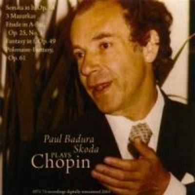 Paul Badura Skoda Spielt Chopin (Aufn.1