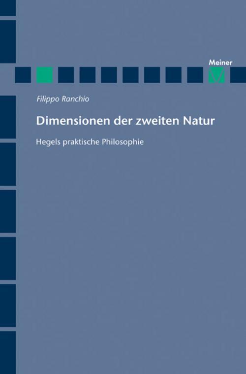 Dimensionen der zweiten Natur, Filippo Ranchio