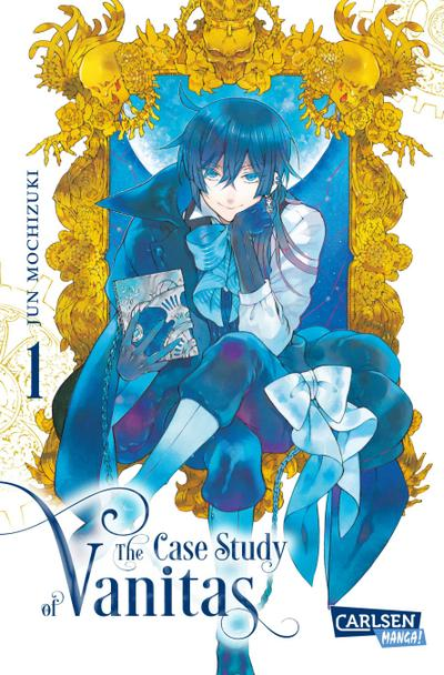 The Case Study Of Vanitas 01