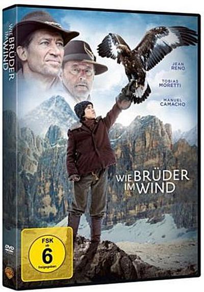 Wie Brüder im Wind, 1 DVD