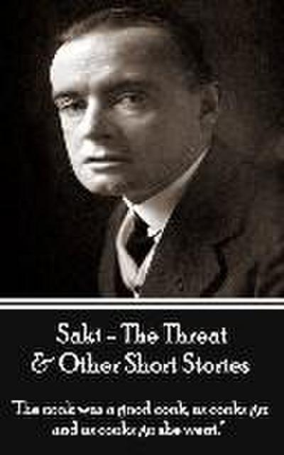 The Threat & Other Short Stories - Volume 4