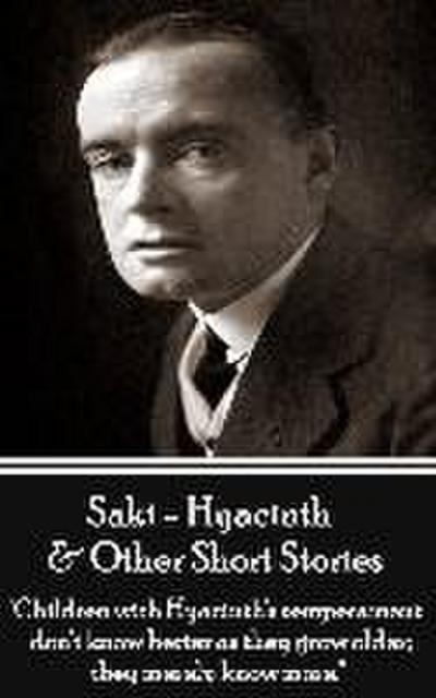 Hyacinth & Other Short Stories - Volume 3
