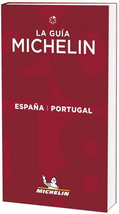 Michelin España & Portugal 2018