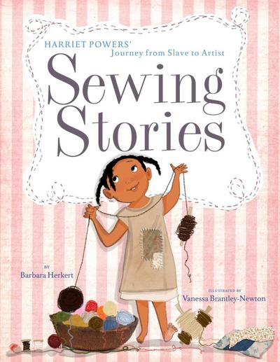 Sewing Stories: Harriet Powers' Journey from Slave to Artist