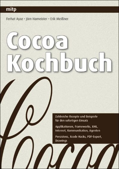 Cocoa Kochbuch (mitp Professional)