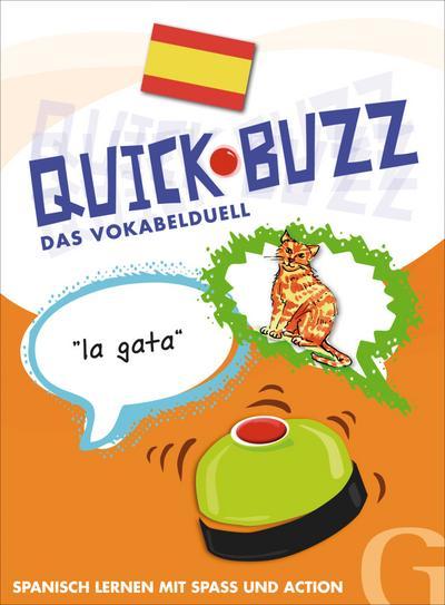 QUICK BUZZ - Das Vokabelduell - Spanisch (Spiel)