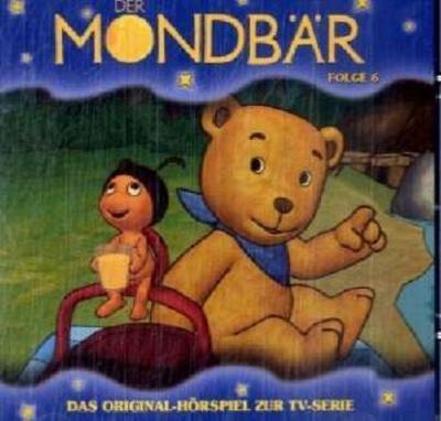 Mondbär 06: Original Hörspiel zur TV-Serie