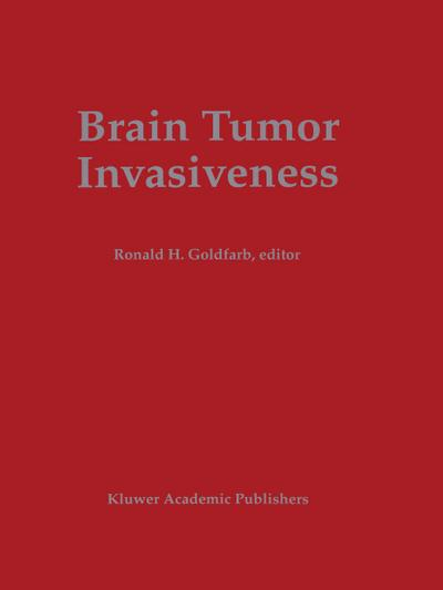 Brain Tumor Invasiveness