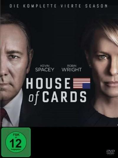 House of Cards - Staffel 4 DVD-Box