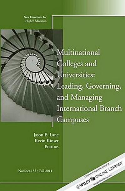 Multinational Colleges and Universities