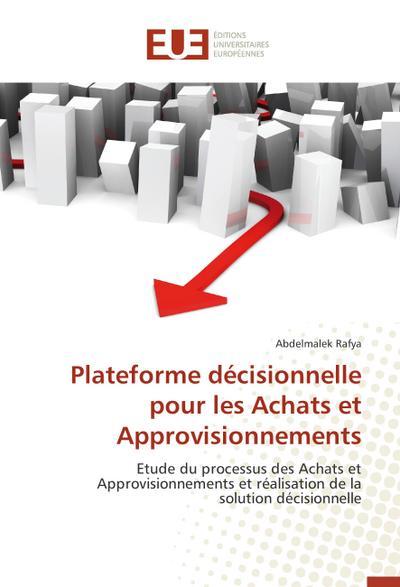 Plateforme décisionnelle pour les Achats et Approvisionnements
