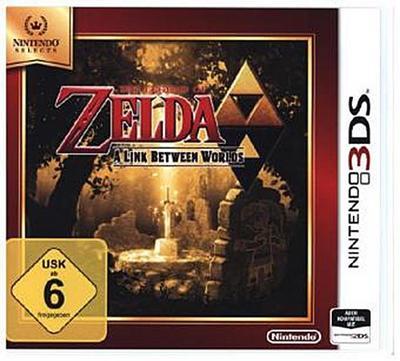 3DS The Legend of Zelda: Between Worlds Selects. Für Nintendo 3DS