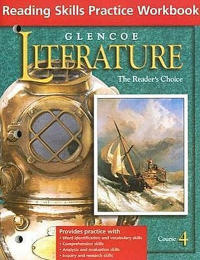 Glencoe Literature, Course 4: Reading Skills Practice Workbook