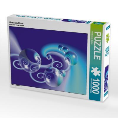 Hinein ins Blaue (Puzzle)
