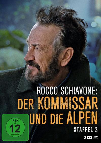 Rocco Schiavone: Der Kommissar und die Alpen - Staffel 3
