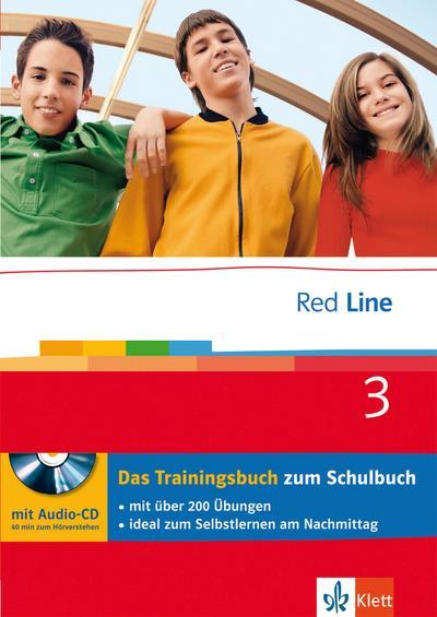 Red Line 3. Das Trainingsbuch mit Audio-CD