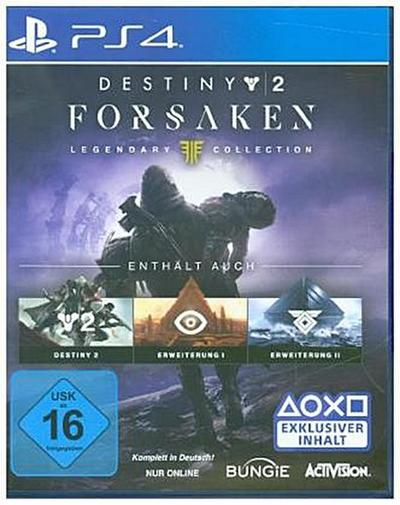 Destiny 2 Legendary Collection (PlayStation PS4)