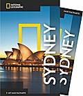 National Geographic Traveler Sydney mit Maxi-Faltkarte