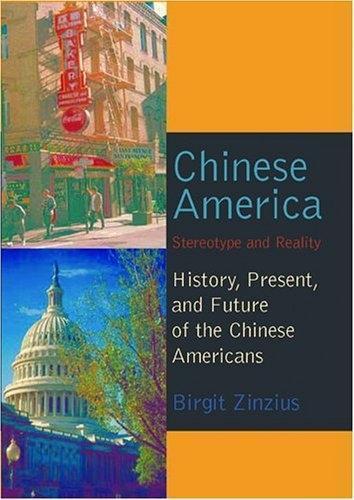 Chinese America Birgit Zinzius