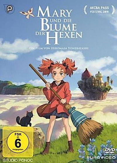 Mary und die Blume der Hexen, 2 DVD