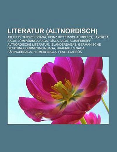 Literatur (Altnordisch)