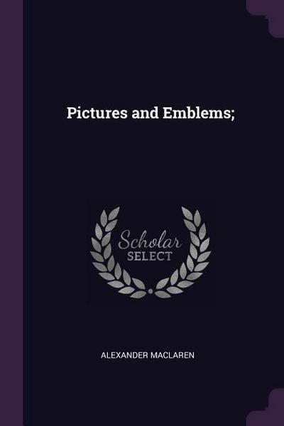 Pictures and Emblems;